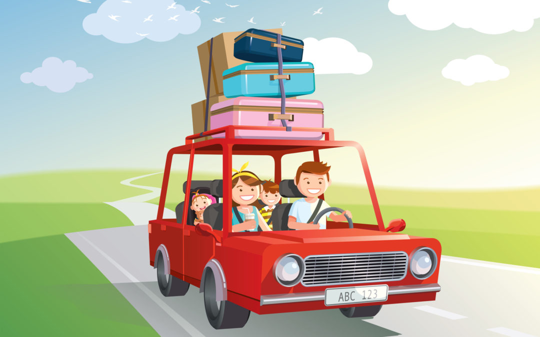 Safe Driving Tips for a Summer Road Trip